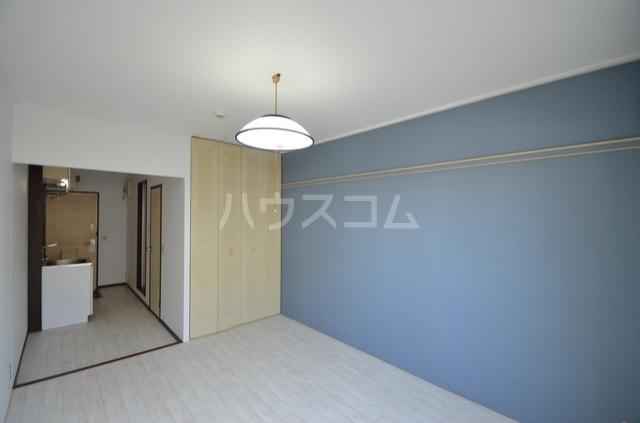 サンライフ日吉 201号室のベッドルーム
