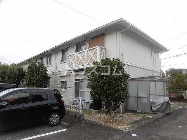 マ・メゾン藤ヶ丘A 202号室の外観