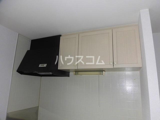 マ・メゾン藤ヶ丘A 202号室の設備