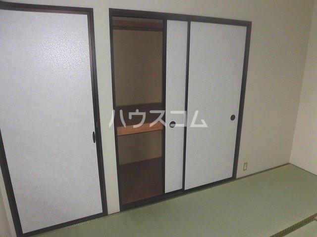 マ・メゾン藤ヶ丘A 202号室のベッドルーム