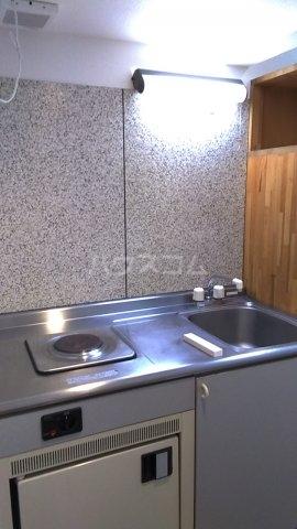 サンバレー池袋 102号室のキッチン