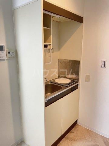 タカラコーポ日吉 202号室のキッチン