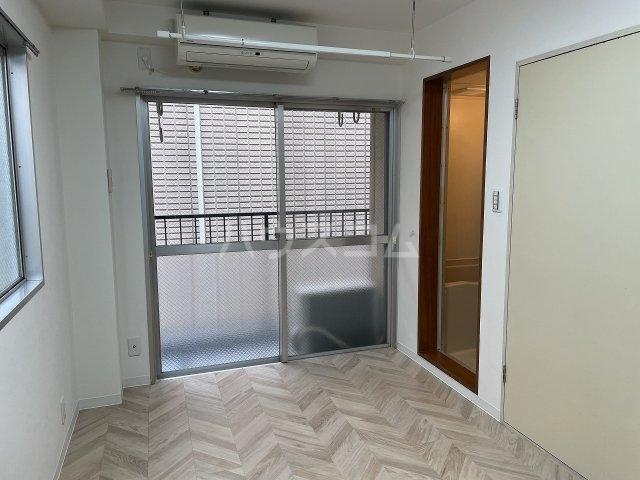 タカラコーポ日吉 202号室のベッドルーム