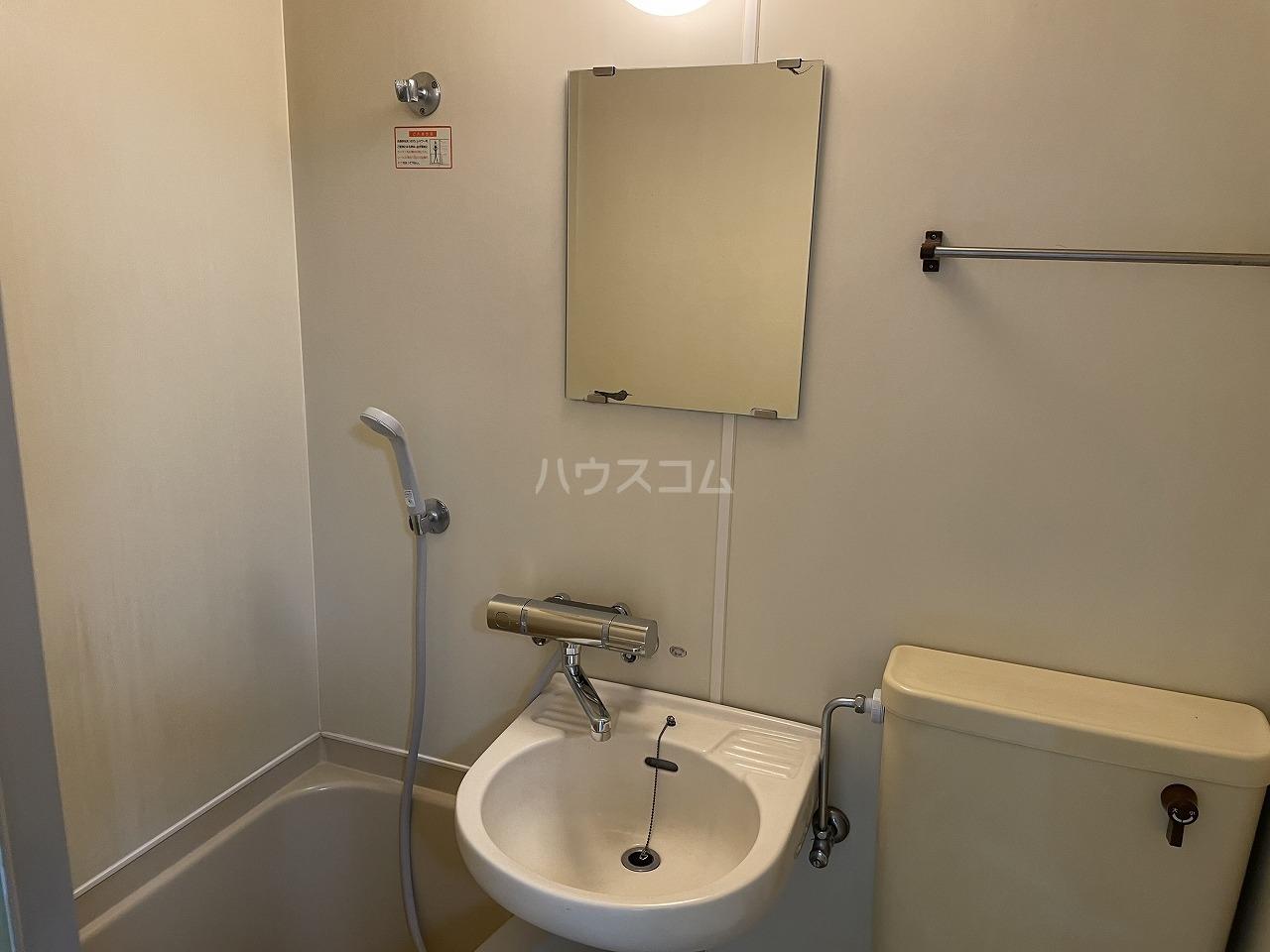 タカラコーポ日吉 202号室の洗面所