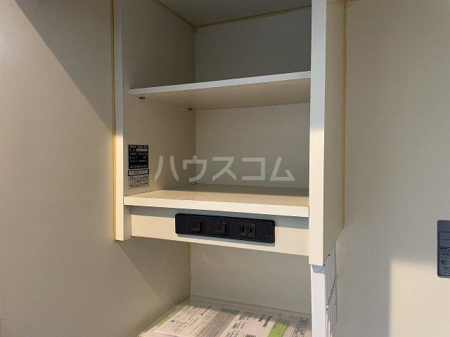 タカラコーポ日吉 202号室の収納