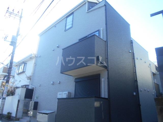 コルディアルマン貫井 201号室の外観