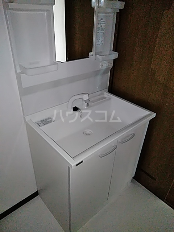 RMⅡ高崎 405号室の洗面所