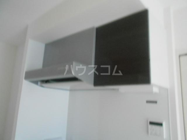 コルディアルマン貫井 201号室のキッチン