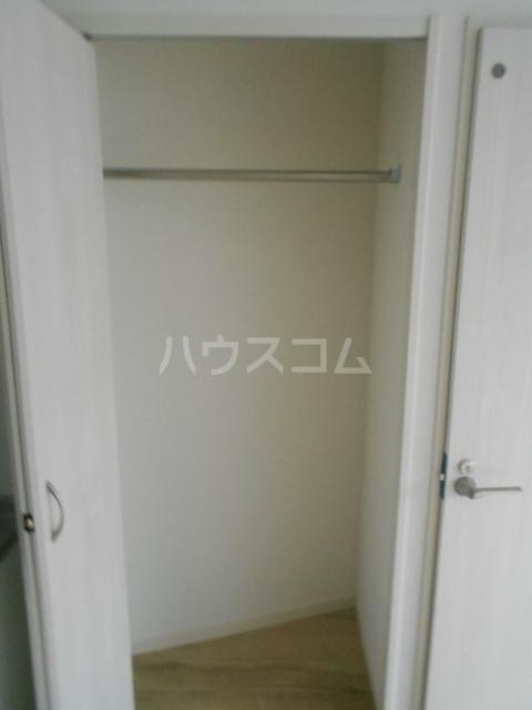 コルディアルマン貫井 201号室の収納