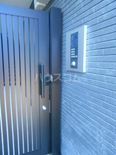 コルディアルマン貫井 203号室のセキュリティ