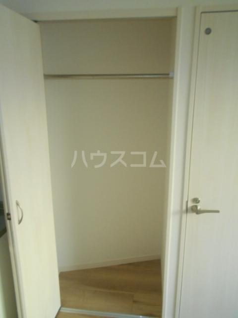 コルディアルマン貫井 203号室の収納