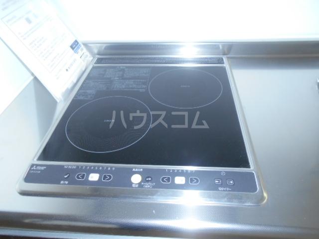 コルディアルマン貫井 203号室のキッチン