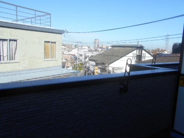 コルディアルマン貫井 302号室の景色