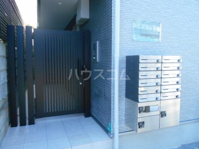 コルディアルマン貫井 302号室のエントランス
