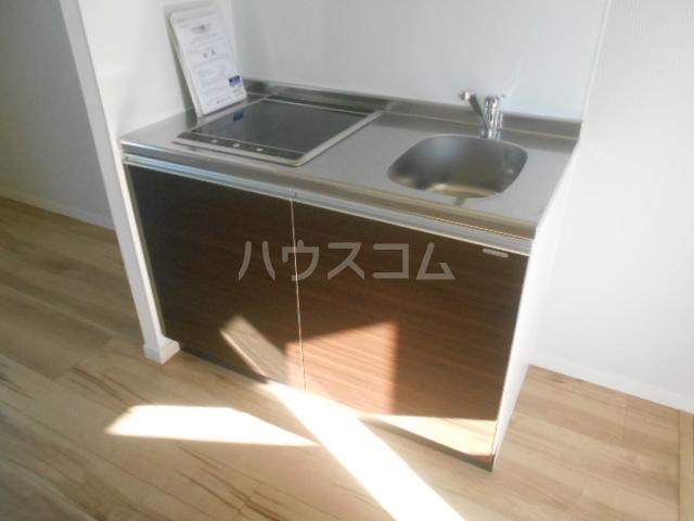 コルディアルマン貫井 302号室のキッチン