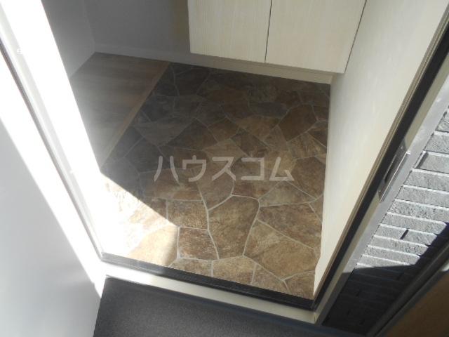 コルディアルマン貫井 302号室の収納