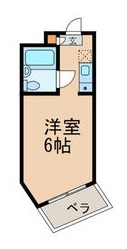 H.B IKESHITA 4B号室の間取り