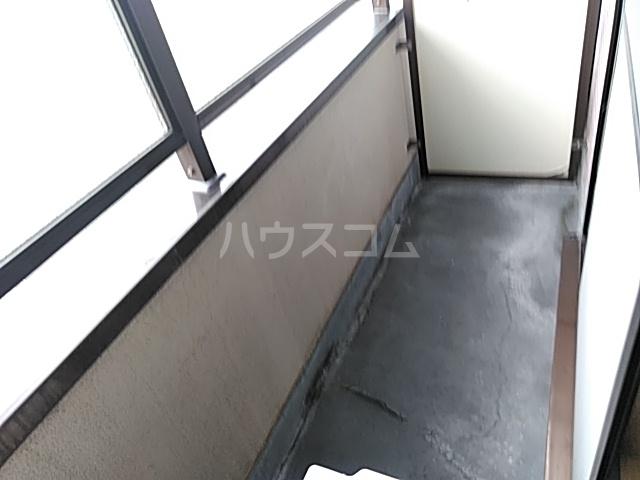ベイグランデ北栄 415号室のバルコニー