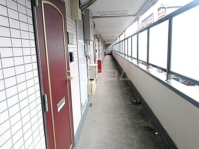 ベイグランデ北栄 415号室のロビー
