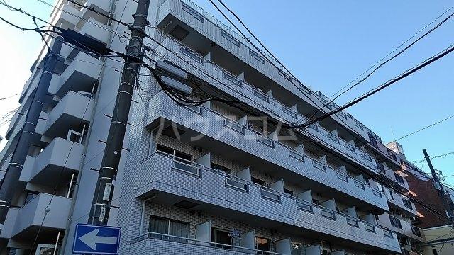 トップルーム横浜・313号室の間取り