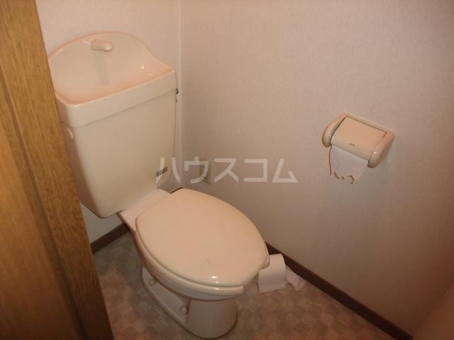 メゾンドールST 403号室のトイレ