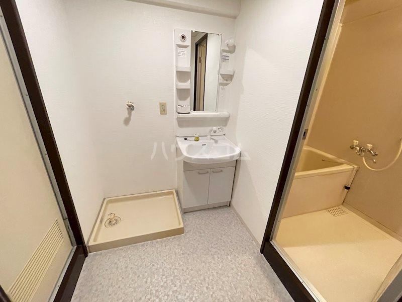 プラムタウンイマイ 405号室のトイレ