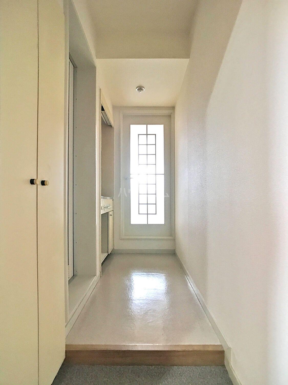 コットンハウス柳瀬 205号室の収納