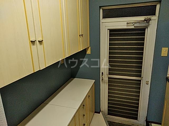 高舟台2丁目アパート 1号室のセキュリティ