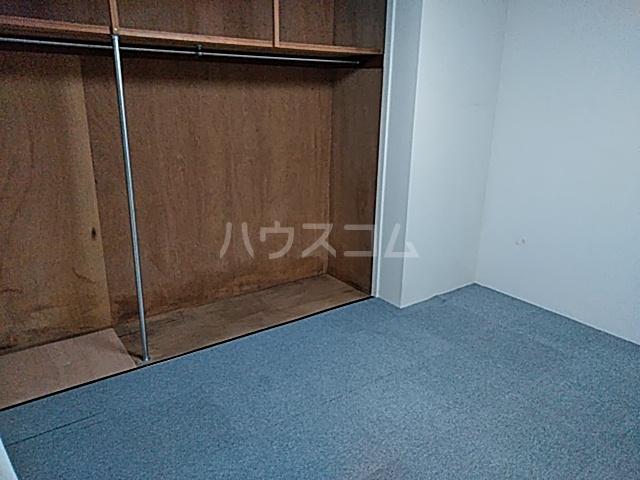 高舟台2丁目アパート 1号室のベッドルーム