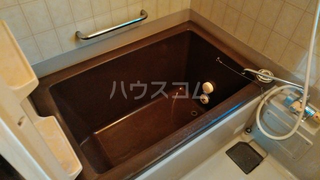 高舟台2丁目アパート 1号室の風呂