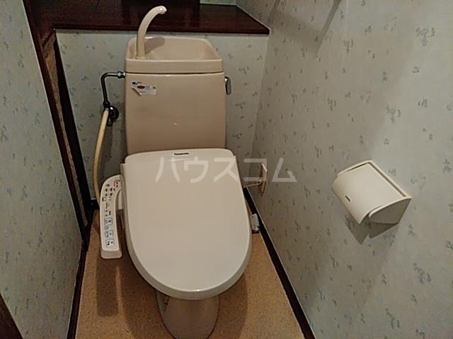 高舟台2丁目アパート 1号室のトイレ