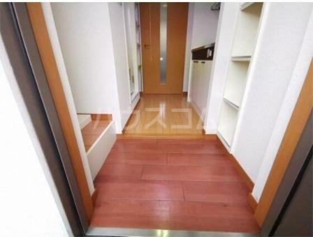 ベルステージⅠ 104号室の玄関