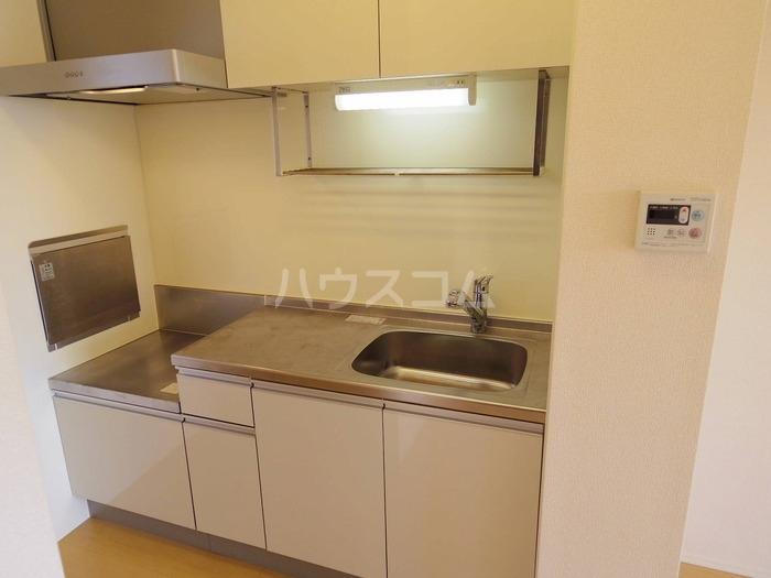 サニーフラット 207号室のキッチン