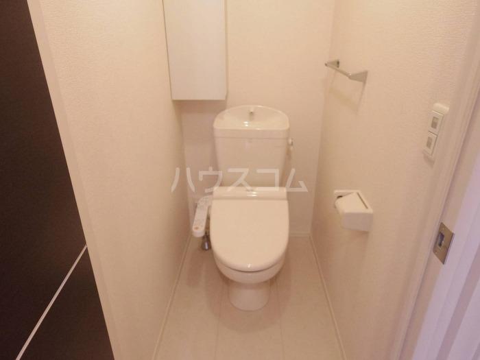 サニーフラット 207号室のトイレ