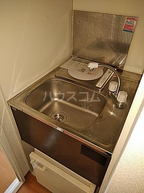 WEST VALLEY 206号室のキッチン