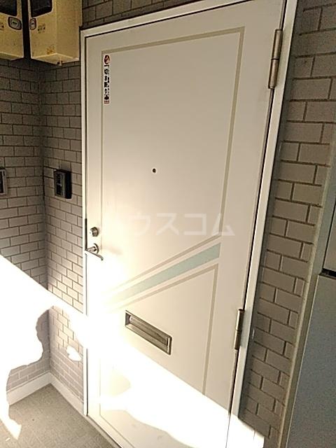WEST VALLEY 107号室のセキュリティ