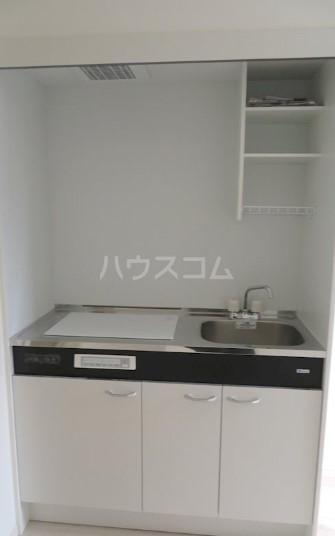 ハーミットクラブハウス菊名ⅣA棟 105号室のキッチン