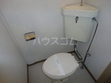 スターハイツ 203号室のトイレ