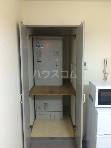 REVANCE HIGASHIURAWA 103号室の収納