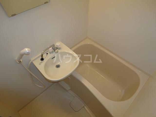 メモワール上桂 202号室の風呂