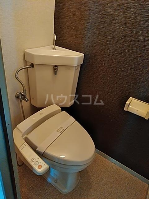 コーポなみまつ Ⅰ 102号室のトイレ