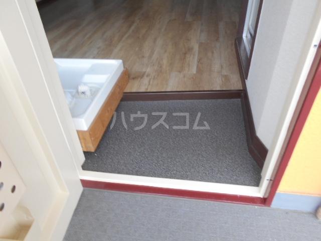 実方ハイツ 402号室の玄関