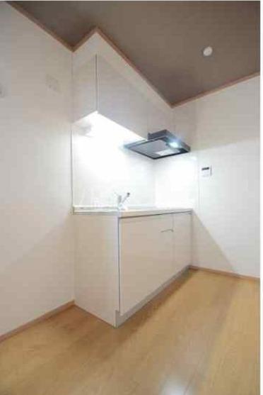 deux parte 104号室のキッチン