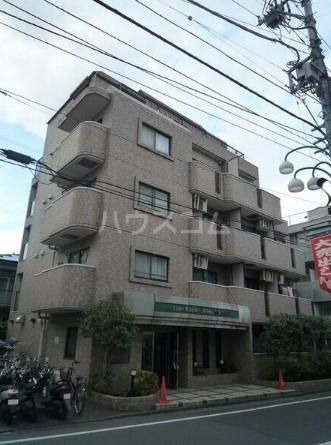 ライオンズマンション渋谷本町外観写真