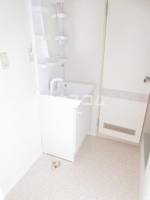 コープレットⅡ 205号室の洗面所