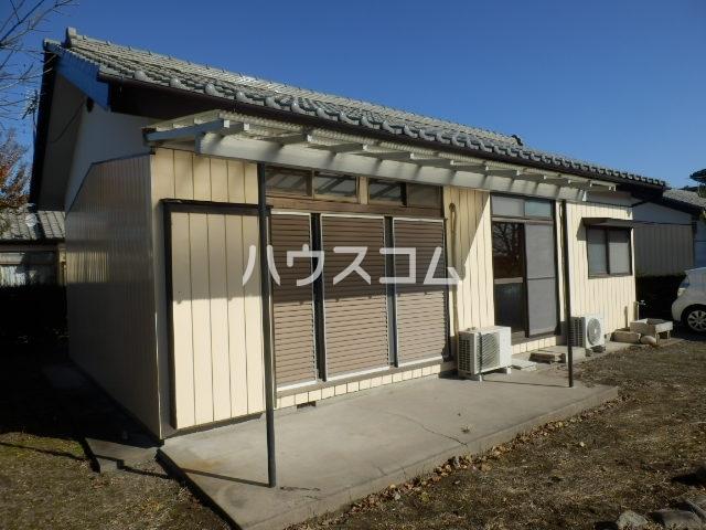 阿久澤住宅 北西外観写真