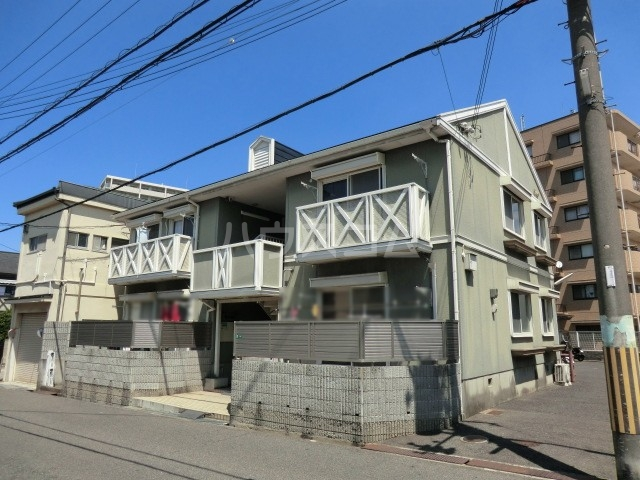 サニーハイム東岸和田 203号室の外観