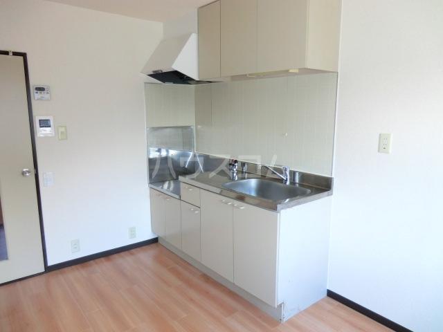 サニーハイム東岸和田 203号室のキッチン