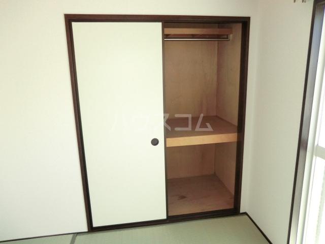 サニーハイム東岸和田 203号室の収納