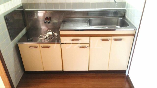 サクセスDO 206号室のキッチン